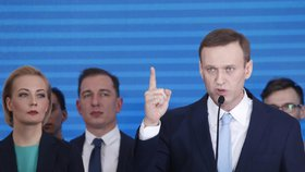 Stopka pro Navalného: Kritik Putina nesmí kandidovat v prezidentských volbách