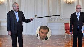 Krach Sobotkova vztahu a Zemanova hůl. Vládní exmluvčí popsal vypjaté chvíle