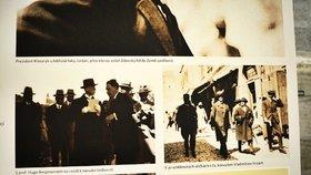 Ve Svaté zemi na něj vzpomínají dodnes. Výstava Národního muzea přibližuje tajnou cestu T. G. Masaryka