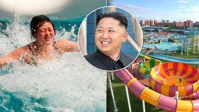 Zábava jen pro bohaté: Severokorejský akvapark vznikl na rozkaz Kim Čong-una. Slouží papalášům, tvrdí uprchlíci