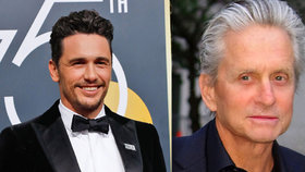 Další obvinění ze zneužívání v Hollywoodu: Nařčení se brání Douglas i Franco!