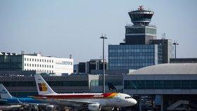 Na pražském letišti postaví novou řídicí věž: Bude o 30 metrů vyšší než stávající