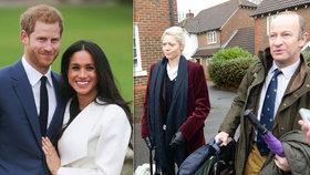 Meghanino sémě znečistí královskou rodinu! Přítelkyně šéfa pravicové strany UKIP zaútočila na snoubenku prince Harryho