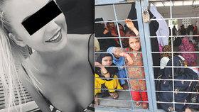 25 let se bude mýt splaškami: Budoucnost pašeračky Terezy vidí pákistánský advokát bledě