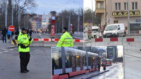 Pozor, jak to pojede! Kvůli zavřenému Libeňáku a opravám v Zenklově ulici zruší tramvaj číslo 10, jiné linky zkrátí nebo odkloní