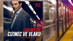 Cizinec ve vlaku: Podezřelá nabídka a Liam Neeson v překvapivě dobré akci