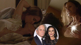 Hříšně sexy Catherine Zeta Jones (48): Odhalila se při erotických scénách s mužem i s ženou!