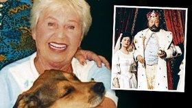 Májová: Zabijte mého psa a pohřběte ho se mnou