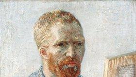 Ve Francii byl nalezen sešit s neznámými kresbami van Gogha