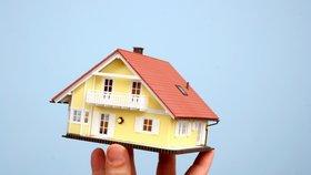 Hypotéky jsou rekordně levné