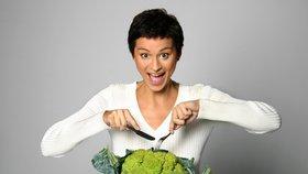 Za tajemstvím štíhlosti není zelenina, ale třeba oříšky nebo zelený čaj.