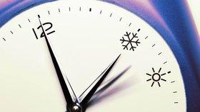 Ručičky hodinek nás zase přehodí do léta.