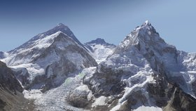 Už jste byli na Mount Everestu? Úžasná fotografie s 2 miliardami pixelů vás tam zavede