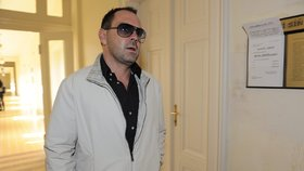 Michal Červín je za mřížemi ve věznici na pražské Pankráci.