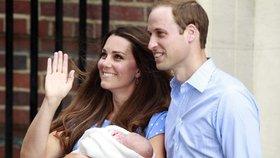 Dočkáme se dalšího potomka Kate a Williama už za 2 týdny?