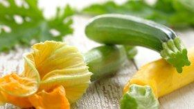 Cukety můžete sklízet po celé léto. Připravíte z nich samostatné zeleninové pokrmy, můžete je přidat k masu nebo z nich upéct lahodný moučník.