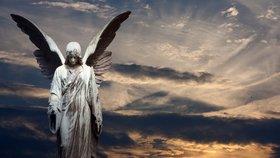 Přivolejte si strážného anděla a požádejte ho o pomoc