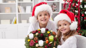 Přijďte si s dětmi vyrobit originální vánoční dárek!