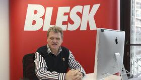 Na dotazy ohledně vydědění odpovídal JUDr. Pavel Novák.