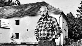 Miloš Kopecký by měl 95: Skrýval strašné tajemství! Vražda u něj doma!