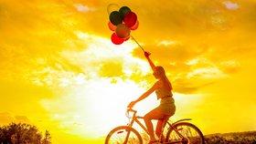 Být šťastný je na žebříčku našich osobních přání na jedné z nejvyšších příček