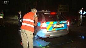 Policie dopadla řidiče, který měl srazit na přechodu v Havířově 14letou holčičku