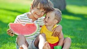 Zeleninou a ovocem proti obezitě: V Praze 11 učí děti zdravému stravování i hygieně