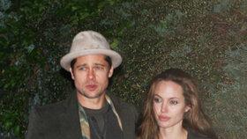 Angelina Jolie a Brad Pitt jsou jedním z nejznámějších rozvádějících se párů.