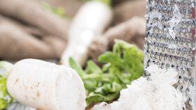 Nastrouhaný křen je skvělý nejen v kuchyni, ale dokáže hotové divy při léčení běžných neduhů.