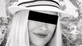 Záhadná smrt krásné blondýnky: Jak zemřela Aneta R.?