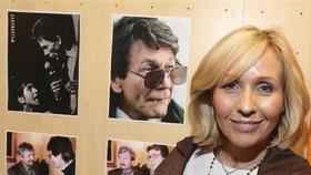 15 let od smrti táty Terezy Pergnerové: Zkolaboval před kamerou pod palbou otázek!