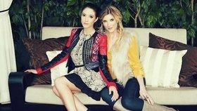 Sestry Elle a Blair už od 17 píšou o módě a vydělávají tak miliony