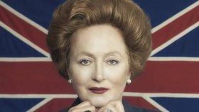 Pro Simonu Stašovou byla role Margaret Thatcher výzvou. Právě díky filmu, který mají všichni v živé paměti.