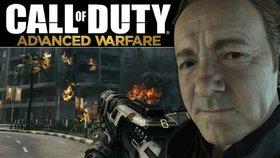Recenze Call of Duty: Advanced Warfare – Střílečka s odérem hollywoodské akce