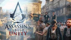 Assassin's Creed Unity je opět výborná plíživá akce z historického prostředí, ale těch chyb…