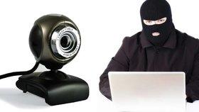 Kyberútoky hackerů přes webkamery jsou čím dál tím podlejší.