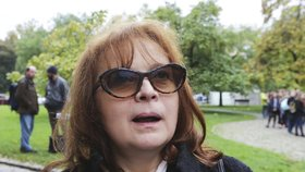 Libuše Šafránková musela podstoupit vážnou operaci.