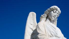 Čtenářce Jarmile se zjevil strážný anděl.