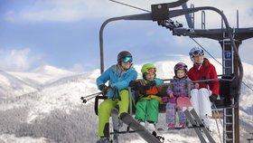 Lyžařské areály otevírají letošní zimní sezonu