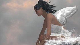 Andělé jakožto strážci našich duší lidstvo provázejí už tisíce let.