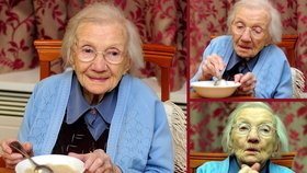 Nejstarší Skotka má jasno v tom, proč se dožila tak vysokého věku. Ani ji nenapadlo se vdávat.