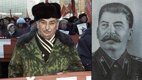 Stalinův vnuk tvrdí, že jeho děd byl jako Ježíš Kristus.
