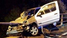 (Ilustrační foto) Na dálnici D1 u Mirošovic ve směru na Brno došlo k dramatické nehodě.