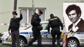Šílený střelec povraždil v Uherském Brodě 8 lidí
