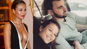 Monika Bagárová (20) je zamilovaná a nevybrala si vůbec špatně. Její nová láska je sympatický podnikatel z Ameriky!