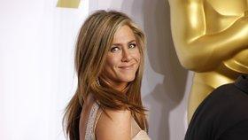 Jennifer Aniston má řecké předky.
