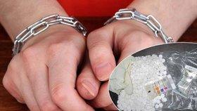 Policii v Rakousku se podařilo rozbít drogový gang. (ilustrační foto)
