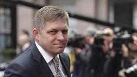 Summit EU v Bruselu: Slovenský premiér Fico