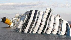 Na palubě lodi Costa Concordia se prý pašoval kokain do Evropy.