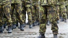 Dva bývalí elitní vojáci ze zrušené speciální jednotky vojenské policie SOG jsou obviněni kvůli nákupu maskáčů multicam.